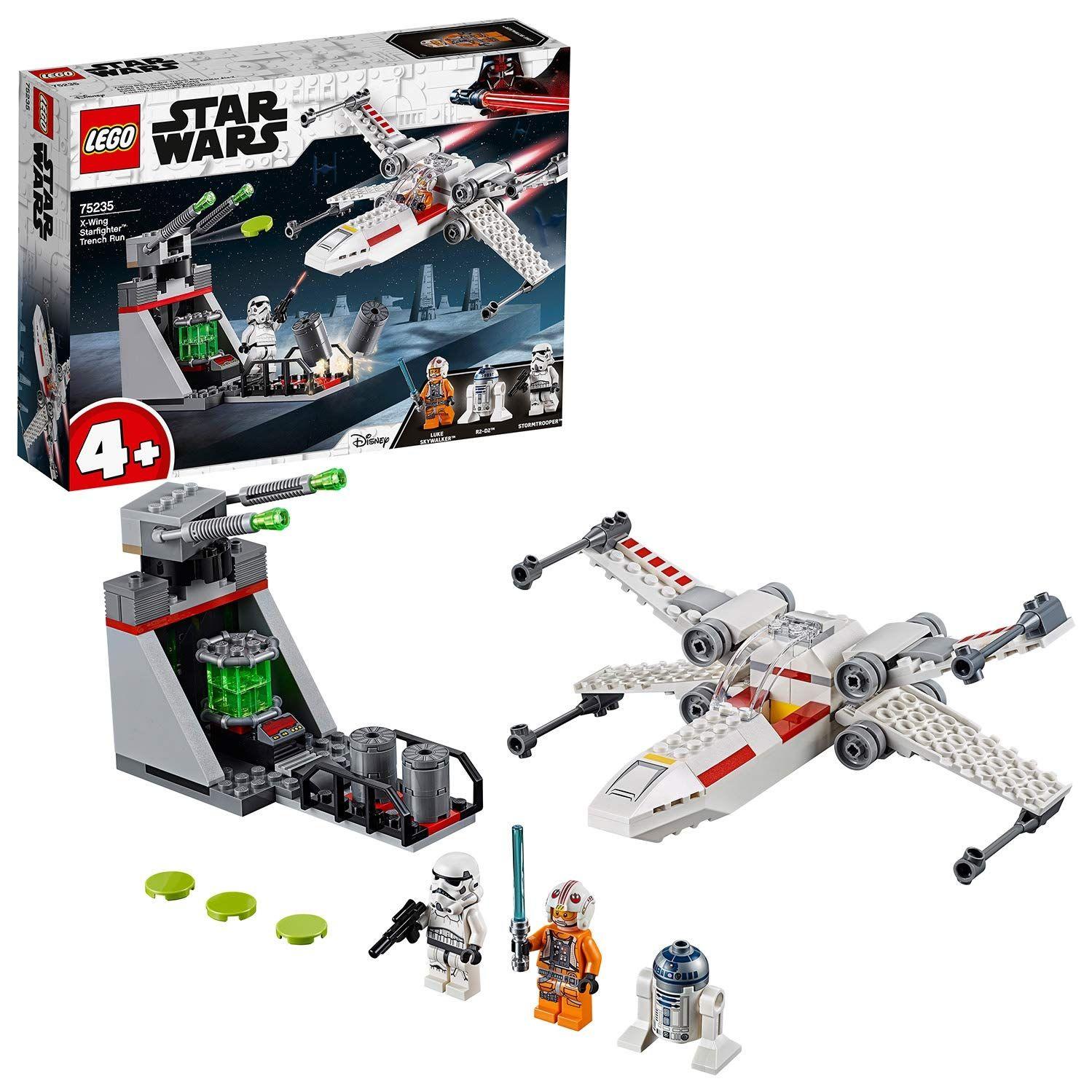 LEGO Star Wars Caza Ala X