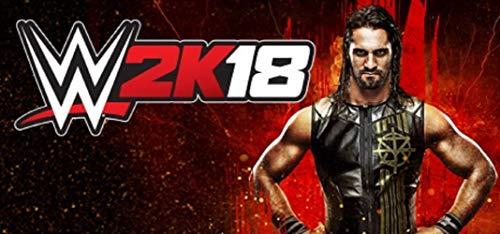 WWE18 para PS4
