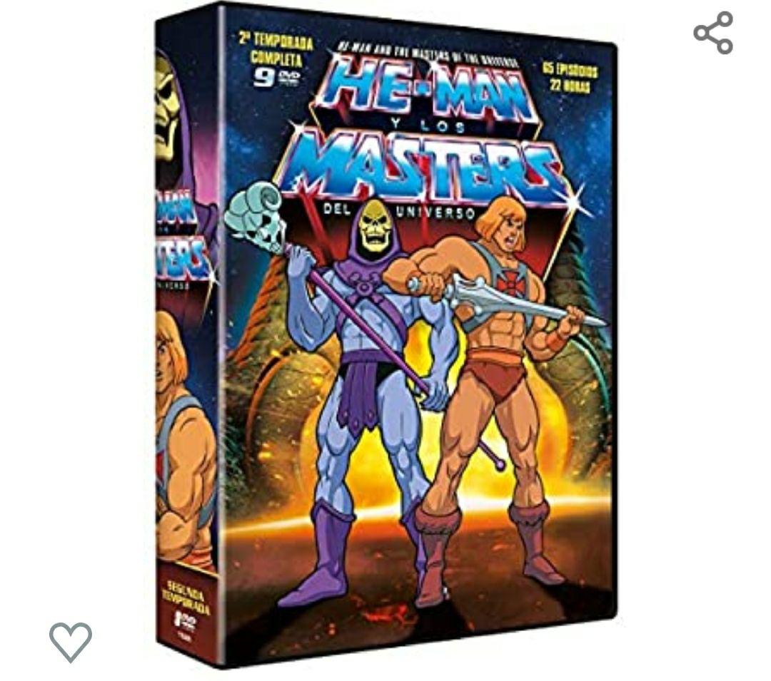 He-Man y los Master del Universo temporada 2