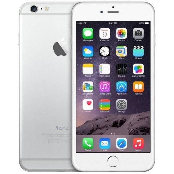 Apple iPhone 6 Plus 16GB Plata Libre