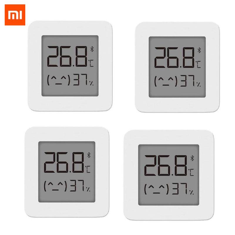 4X Termómetro Xiaomi Mijia 2 con Bluetooth