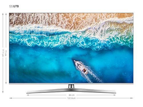 Hisense H55U7BE - Smart TV ULED 55' 4K Ultra HD