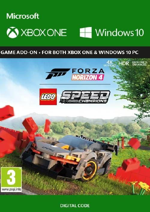Lego Speed Champions (DLC) para Forza Horizon 4 (Xbox One / Windows 10)