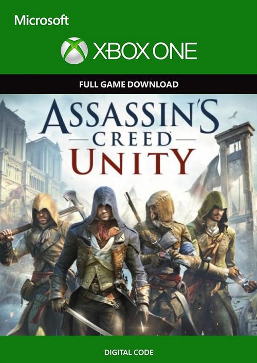 XBOX ONE: Assassin's Creed Unity por sólo 0,59€