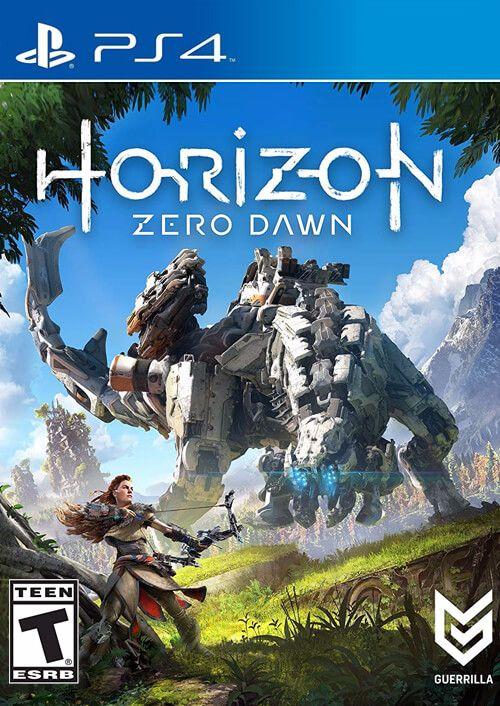 HORIZON ZERO DAWN PS4 SOLO VERSION DIGITAL LATINO