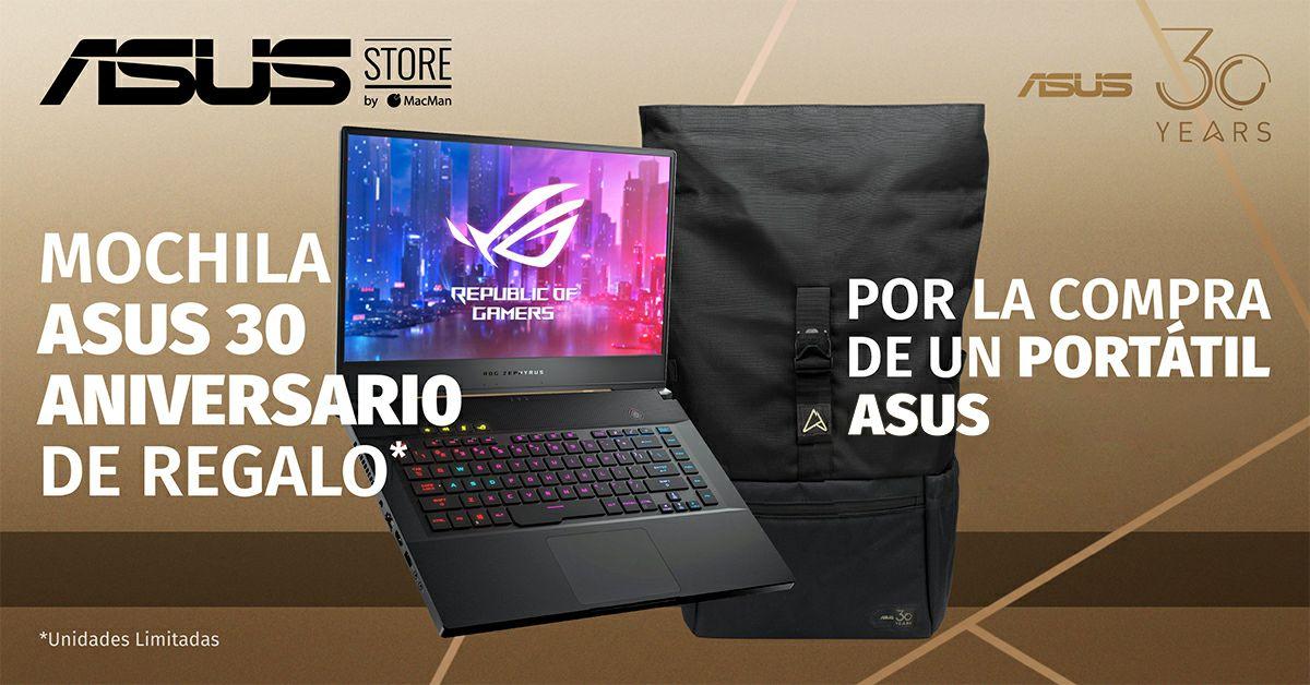 Asus ROG Zephyrus G - Ryzen 7 3750H 16GB RAM 512Gb SSD GTX 1660Ti 120Hz y mochila Asus de REGALO