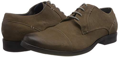 Kaporal Lome, Zapatos de Cordones Derby para Hombre (Talla 40)