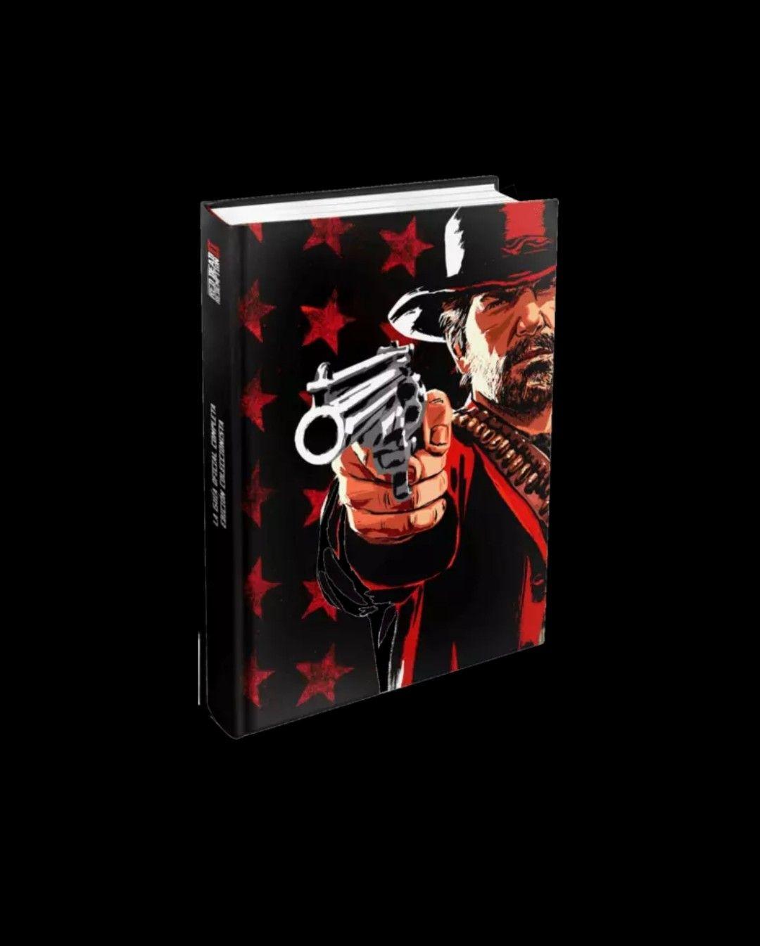 Guía Red dead redemption 2 edición coleccionista