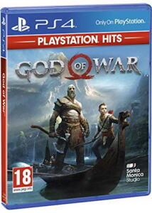 God Of War (Físico, PS4, AlCampo y Mediamarkt)
