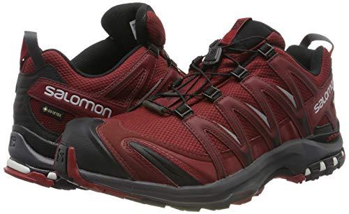 TALLA 40 - Salomon XA Pro 3D Gore-Tex, Zapatillas para Hombre