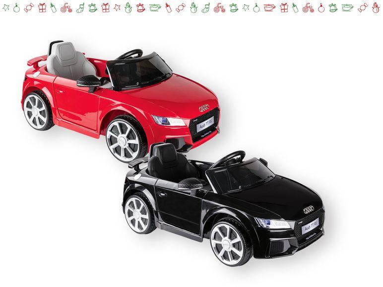 Coche de juguete Ride-On Audi TT