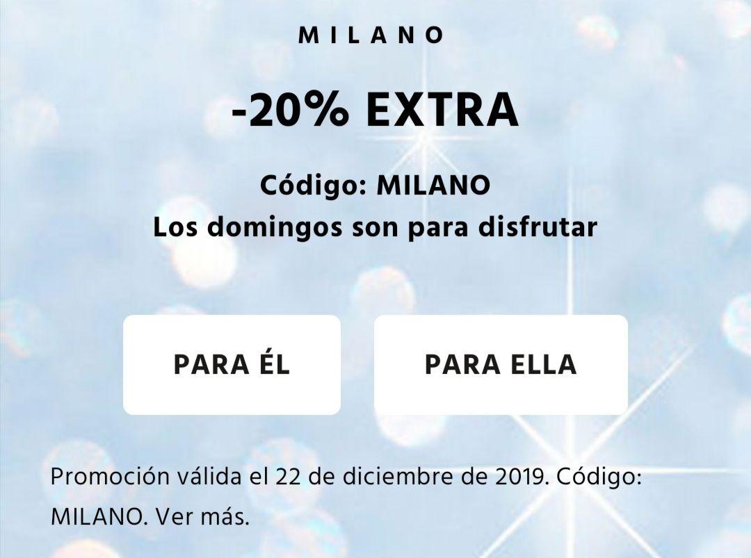 -20% Milano