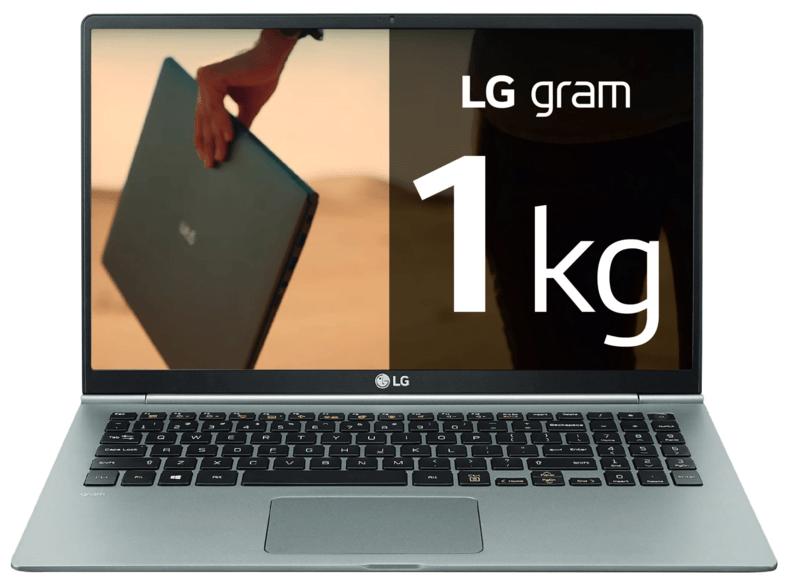 Portátil 15,6 LG Gram 16gb RAM 512 ssd