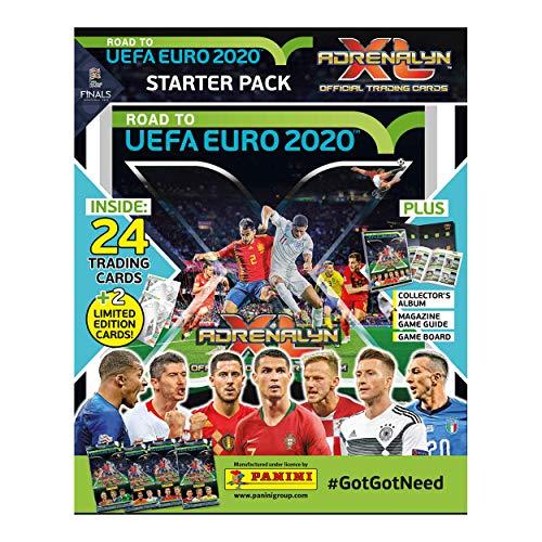 lote de panini para la euro 2020