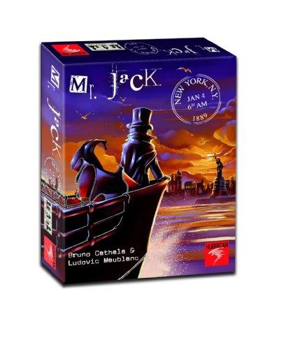 Mr Jack Nueva York en español