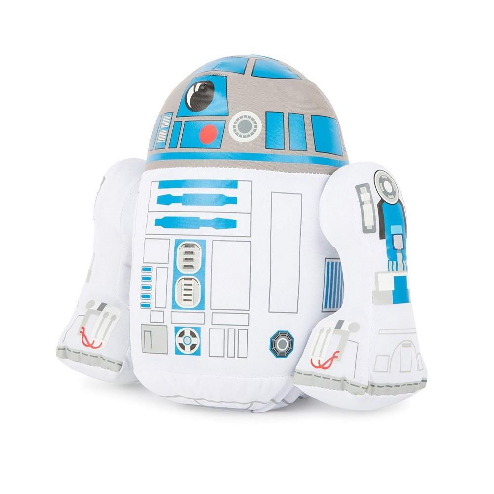 Joy Toy 75707 - R2-D2 30 Cm Peluche Con Movimiento Y 10 Diferentes Sonidos