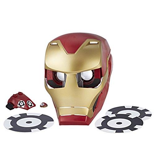 Máscara Iron Man realidad virtual