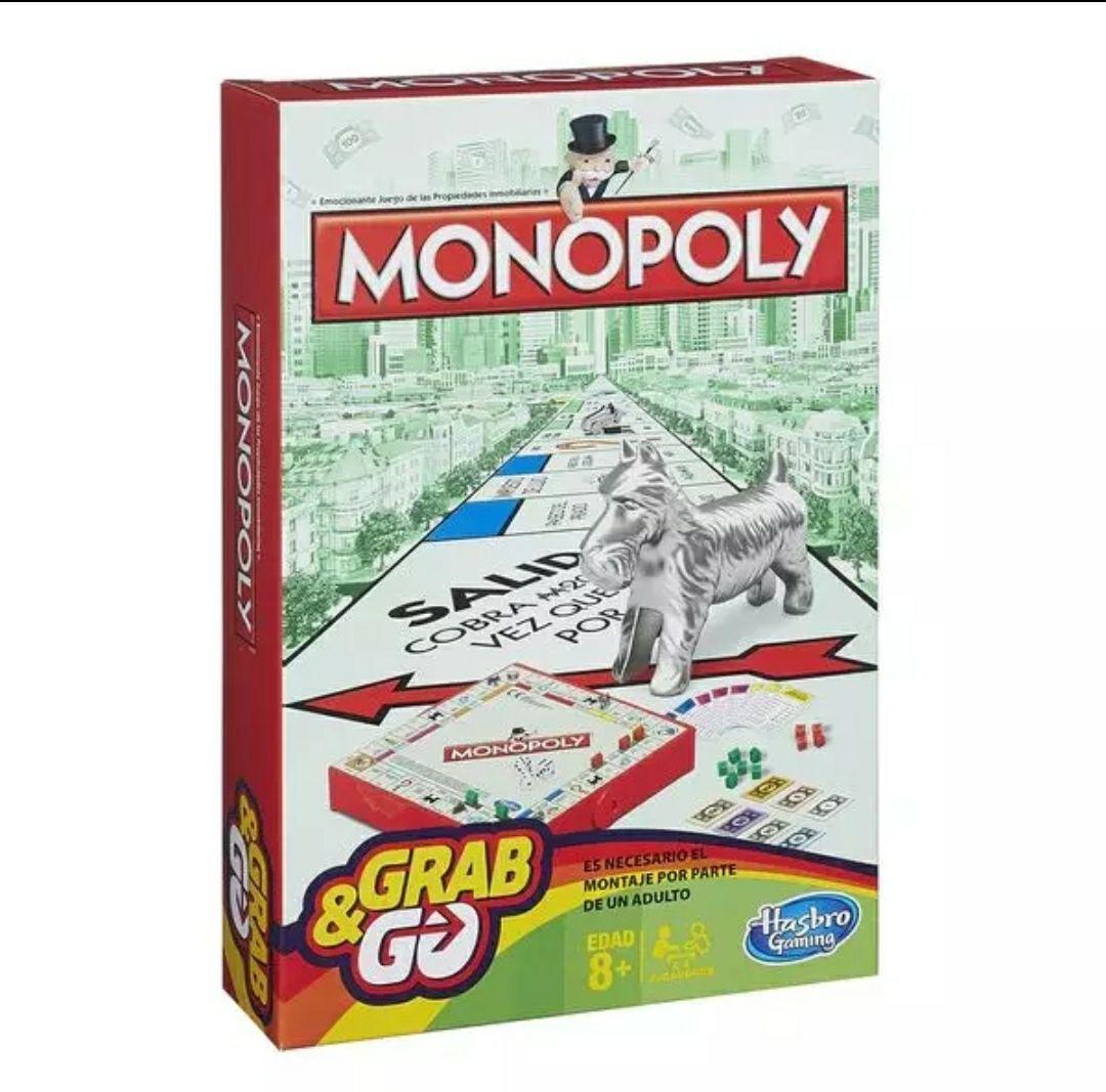 Monopoly de viaje barato - Envío desde España