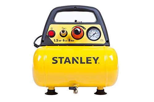 Compresor Stanley 6 litros solo 88€