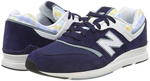 TALLA 41.5 - New Balance 697, Zapatillas para Mujer