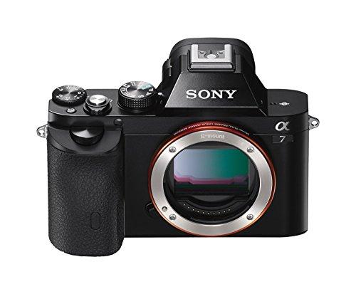 Sony Alpha ILCE-7 - Cámara Evil de 24.3 MP, Full HD, sólo Cuerpo