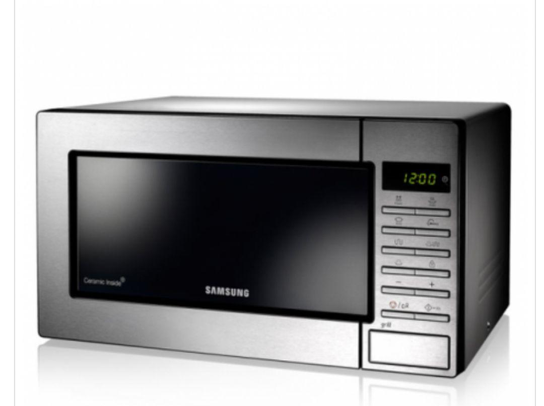 Microondas Samsung GE87M-X 23 L 800W
