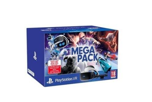 Sony Playstation Vr2 Mega Pack