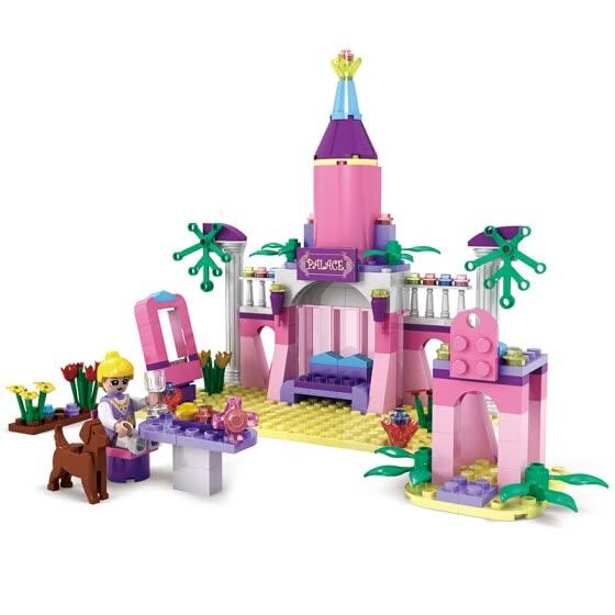 Castillo de los princesos bien barato