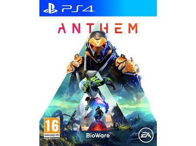 Anthem PS4 Solo 1 unidad!!