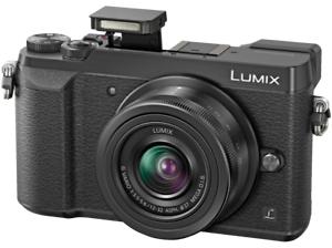 Cámara Evil Panasonic Lumix GX80 + Lumix 12-32mm f/3.5-5.6