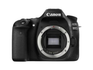 Canon Eos 80 D solo cuerpo.