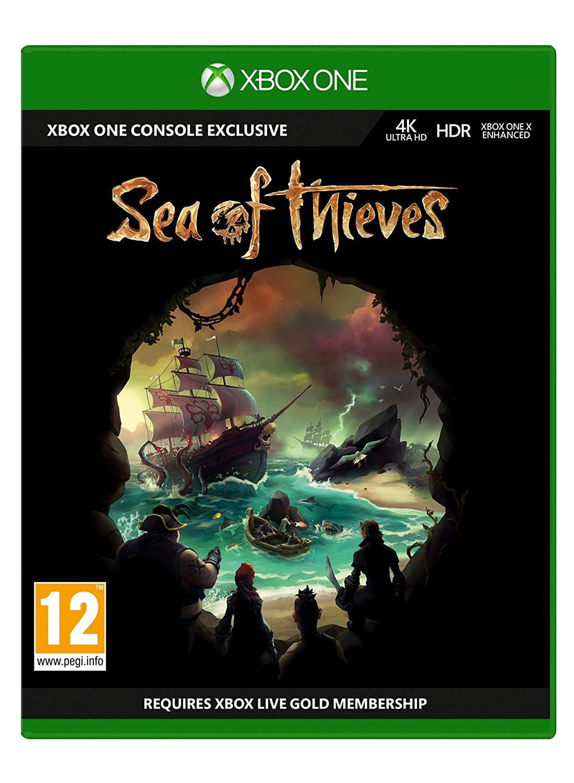 XBOX ONE: Sea of Thieves (juego físico)