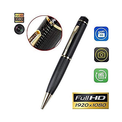 Bolígrafo con Cámara y Tarjeta 32GB