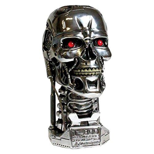Cabeza de Terminator de 21 cm.