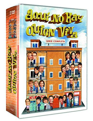DVD Aquí no hay quien viva COMPLETA