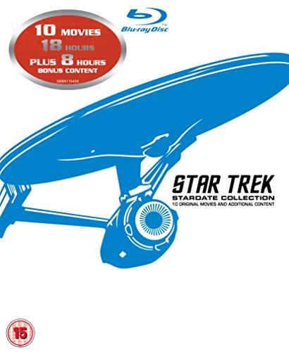Star Trek - 10 Movie Stardate Collection (edición inglesa con castellano)