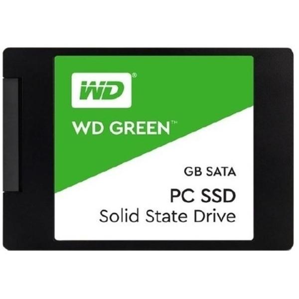 WD Green 120GB 2.5″ 3D NAND SATA – Disco Duro SSD