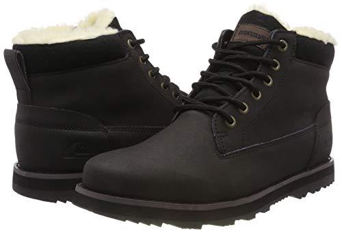 Botas Quiksilver Mission V-Shoes para hombre, talla 46.