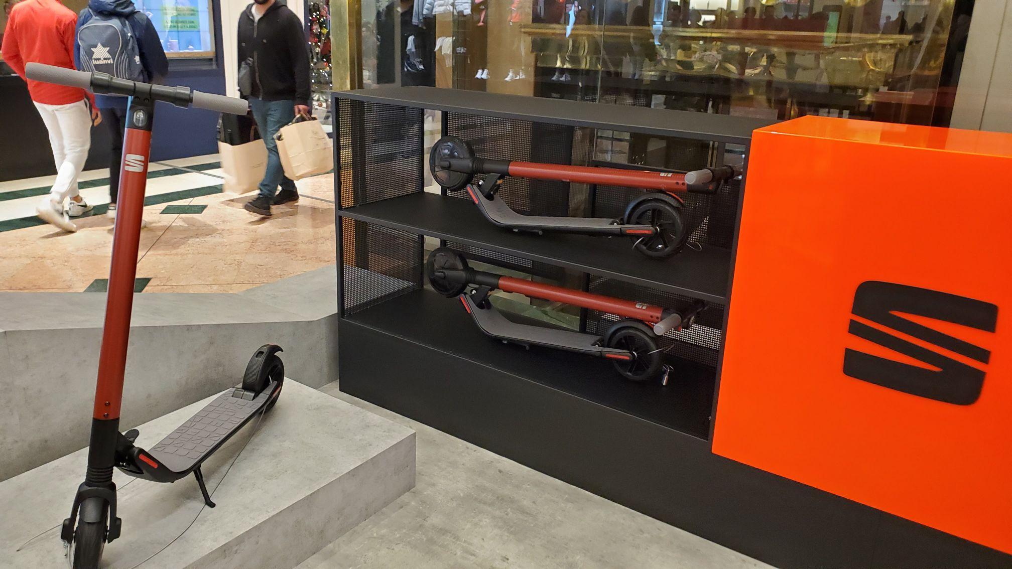 Patinete Seat eXS Kickscooter