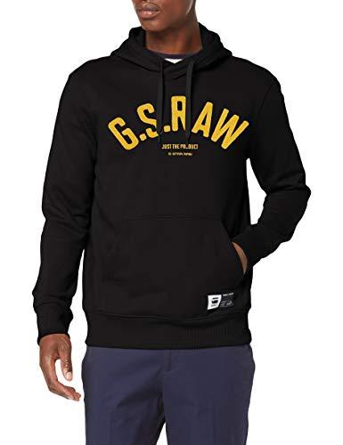 G-STAR RAW Graphic 14 Core Hooded Sudadera para Hombre