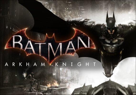 PC (STEAM): Batman™: Arkham Knight por un eurillo