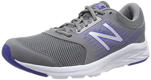 New Balance 411, Zapatillas de Running para Hombre, Grey/Blue, TALLA 40.5 EU