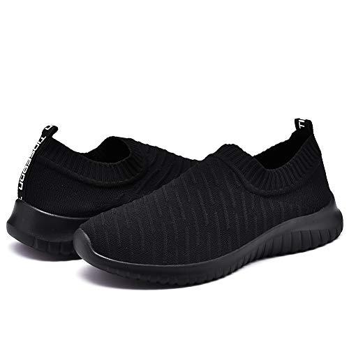 TIOSEBON HK2108 - Zapatillas de Running para Hombre