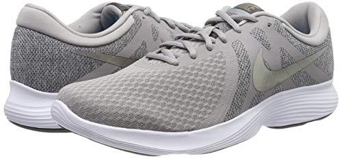 TALLA 43 - Nike Revolution 4 EU, Zapatillas para Hombre