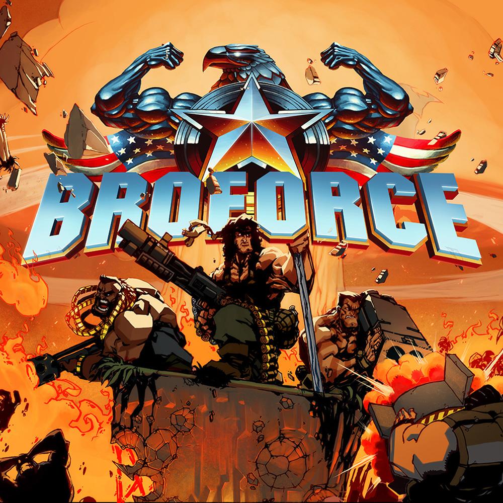 Broforce para Switch
