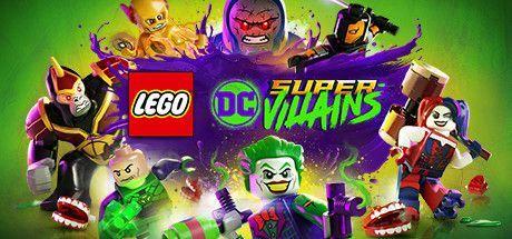LEGO DC SuperVillains (PC)