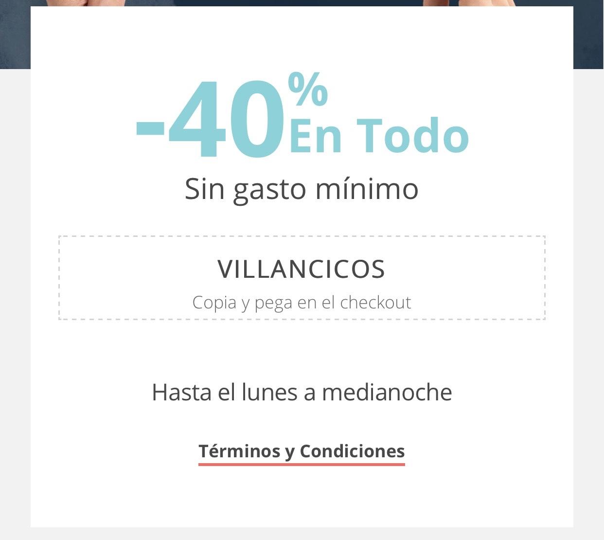 HOFMANN | 40% descuento en todos los productos