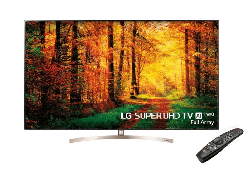 """TV LED 65"""" - LG 65SK9500PLA, Super UHD Nano Cell 4K 999€"""