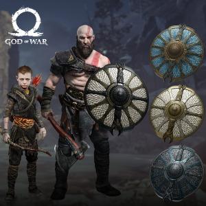 DLC Gratis Pack de regalos de Navidad 2019 de God of War