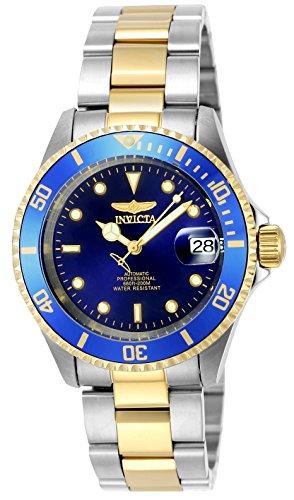 Reloj con oro Invicta Pro